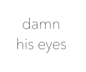 eyes, boy, and damn image