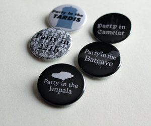 accessories, etsy, and fandom image