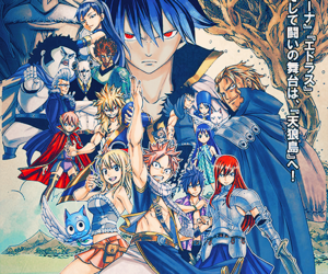 fairy tail and zeref image