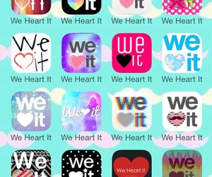 we heart it, heart, and cool image