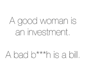 real, true, and good women image
