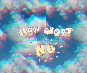 no and how about no image