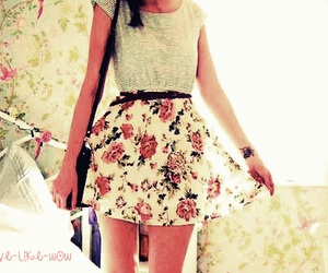 clothes, girly, and fashion image