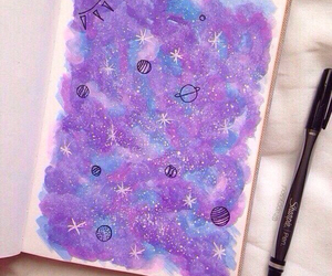 beautiful and sketchbook image