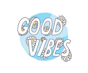 overlay, tumblr, and good vibes image
