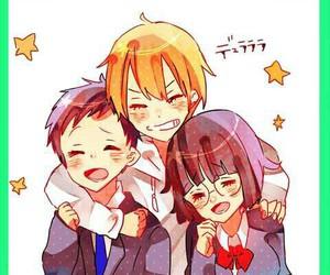 anime, durarara!!, and drrr!! image