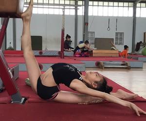 ballerinas, flexible, and ballet image