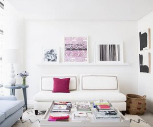 white, design, and interior image
