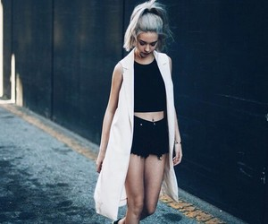 fashion, amanda steele, and outfit image
