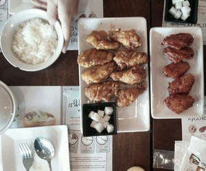 breakfast, Chicken, and delicious image