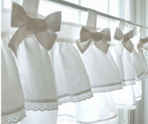 Blanc, inspiration, and bows image
