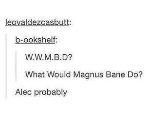 magic, magnus, and tmi image