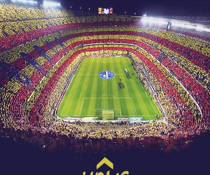 home, camp nou, and Barca image