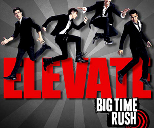 elevate, big time rush, and btr image