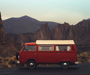 car, red, and travel image