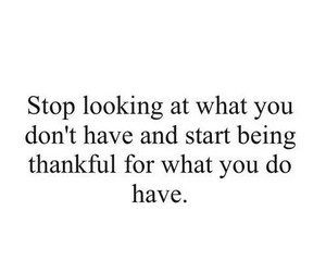 quote, thankful, and life image