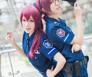 anime, cosplay, and siblings image