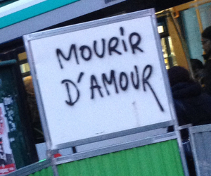 amour, bisexual, and french image