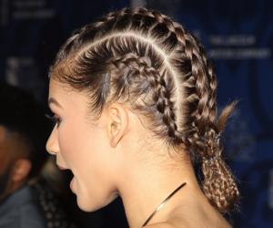 hair and zendaya image