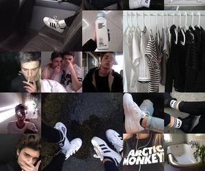 adidas, aesthetic, and arctic monkeys image