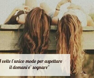 frasi, friendship, and quotes image