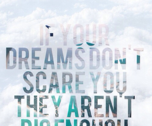 dreams and motivation image