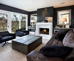 house, luxury, and design image