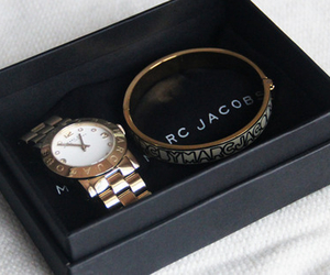 marc jacobs, watch, and fashion image