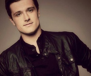 josh hutcherson and hunger games image