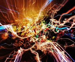 abstract, attractive, and beauty image