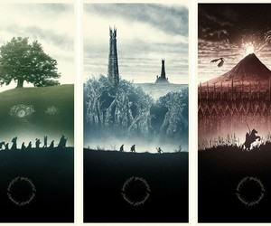 LOTR, lord of the rings, and frodo image
