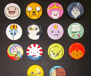 badges, JAKe, and bmo image