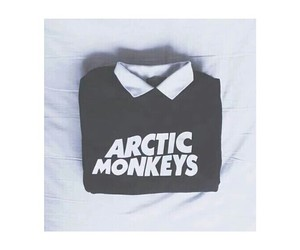 arctic monkeys, fashion, and sweater image