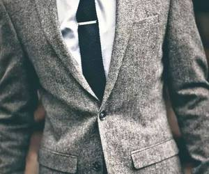 suit, fashion, and men image
