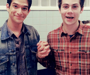 friendship, tyler posey, and cute image