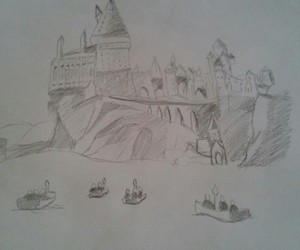 dreams, harry potter, and magic image