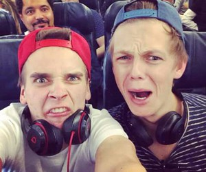 casparlee and joesugg image