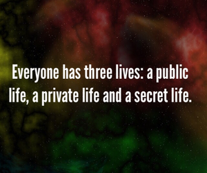 3, lives, and private image