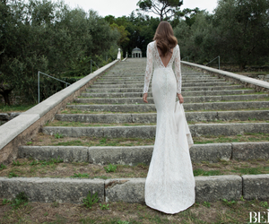 wedding dress, berta bridal, and s s 2014 image