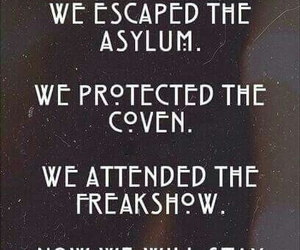 american horror story, hotel, and ahs image