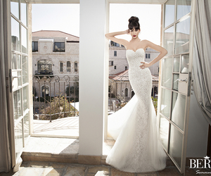 wedding dress, berta bridal, and f w 2014 image