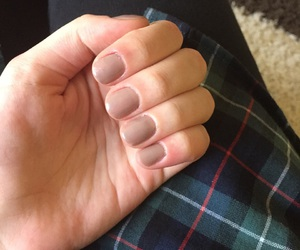 beauty, grunge, and nails image