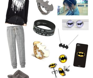 accesories, batman, and blouse image