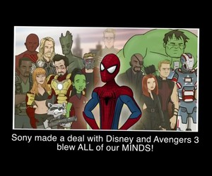 Avengers, superheroes, and disney image