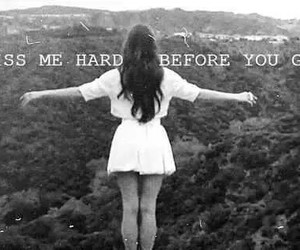 lana del rey, kiss, and summertime sadness image