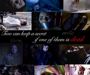 alison dilaurentis, -a, and pretty little liars image