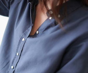 blue, fashion, and shirt image