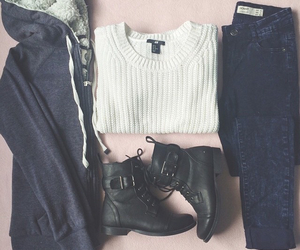 adorable, fashion, and hippie image