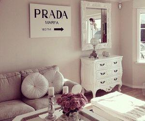 Prada, room, and home image
