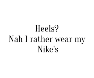 nike, quotes, and shoes image